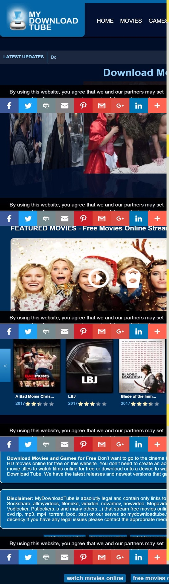free movie downloads - watch and download movies online for free