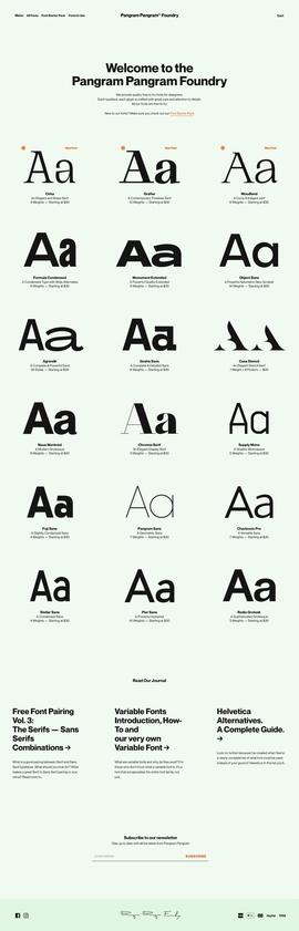 Fonts   christinafe   DRAWWWERS